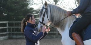 Classical Riding Instructor Essex | Mary Yiannoullou